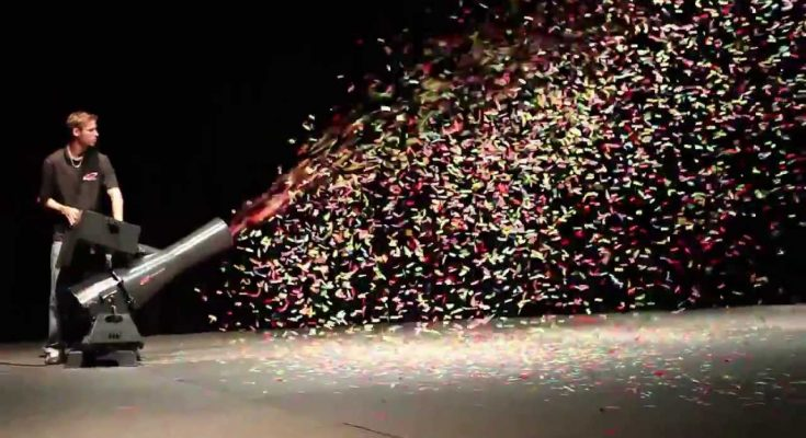 Confetti Cannon Hire in Australia at Best Price 2019