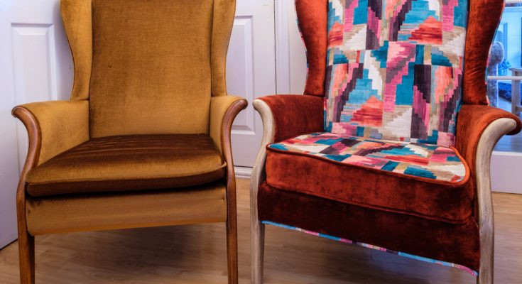 re-upholstery
