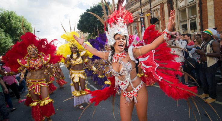 Caribbean carnival accessories